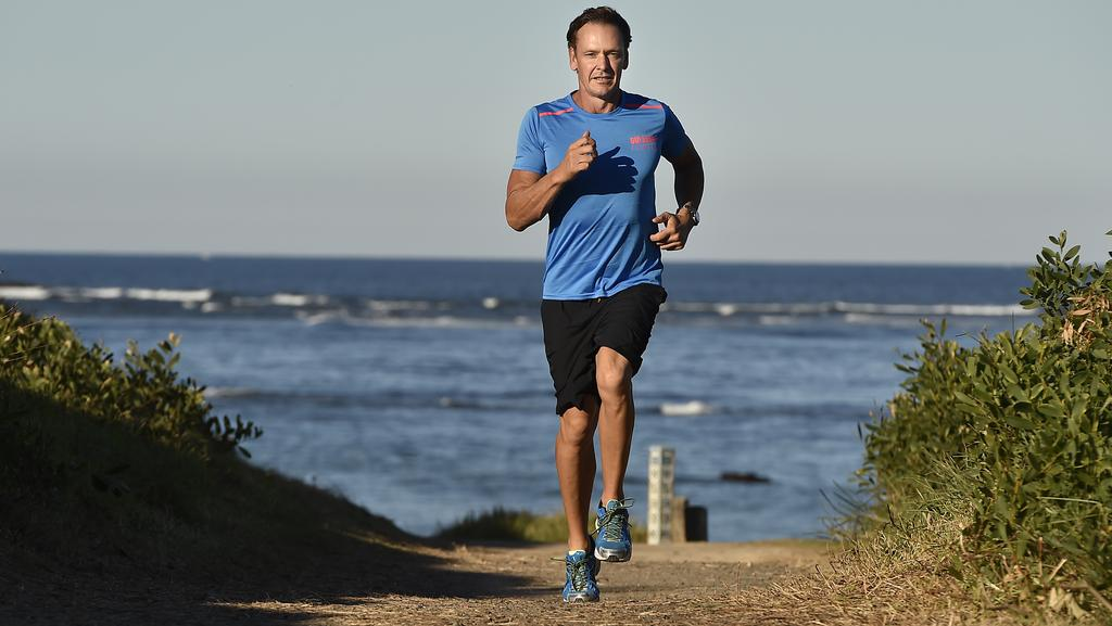 Former ironman champion guy leech is making a return to