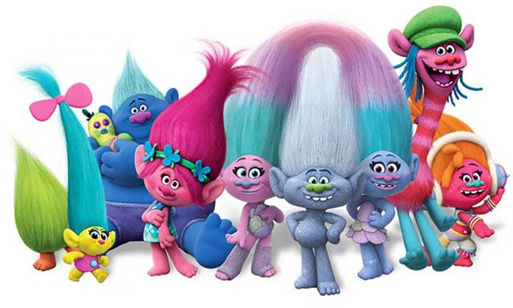 Got a massive Trolls fan? Make their day with these awesome activities
