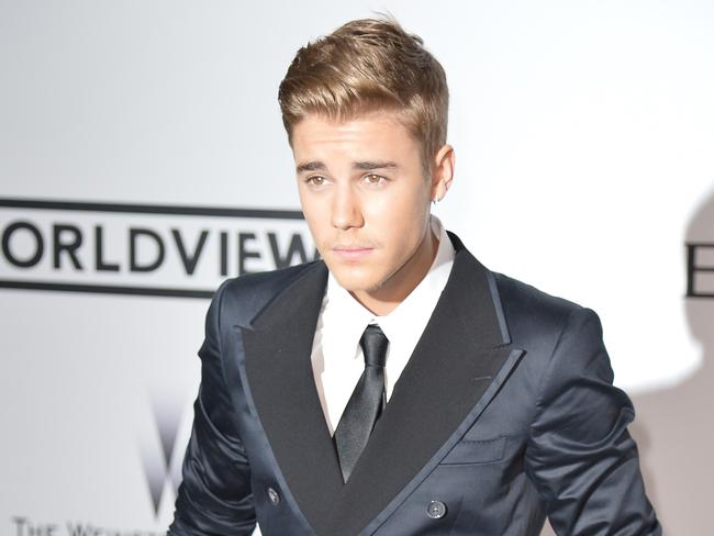 Baby, oh ... Justin Bieber's breakout hit 'Baby' was enough to end a terrifying bear attack.