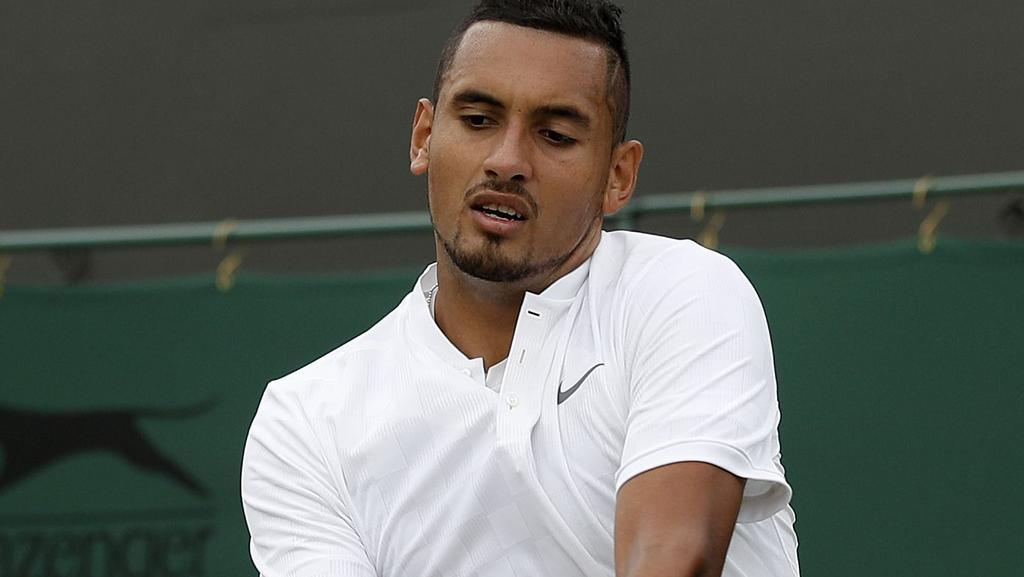 Only Nick Kyrgios is listed in the world top 20 of Australia's players after a horror show for the nation at this year's Wimbledon.