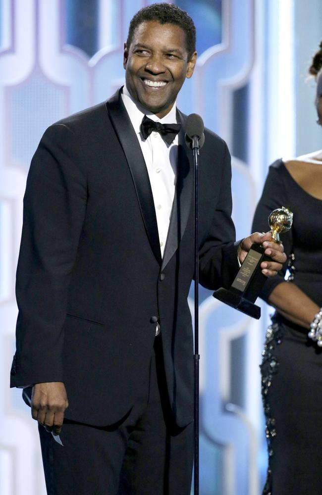 Denzel Washington, 61. Picture: Paul Drinkwater/NBCUniversal via Getty Images