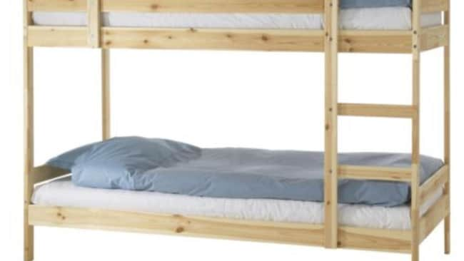 The classic Mydal bunk bed.