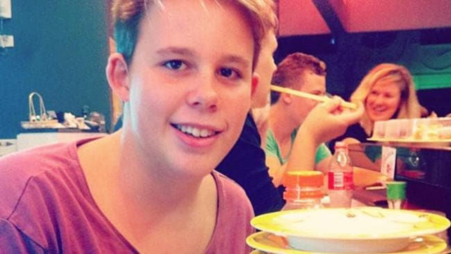 Cole Miller died from an assault in Brisbane's party district of Fortitude Valley.