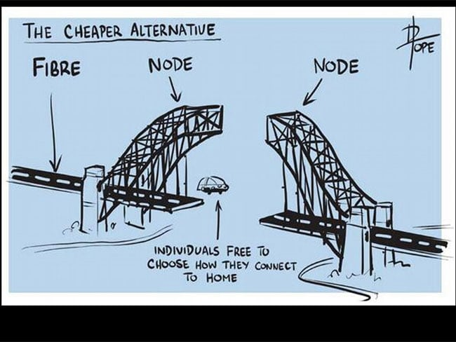 Cheaoper NBN plan meme