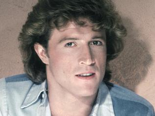 LOS ANGELES - 1981: Singer Andy Gibb poses for a portrait 1981 in Los Angeles, California. (Photo by Harry Langdon/Getty Images)