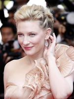 Cate Blanchett wearing Chopard at Cannes