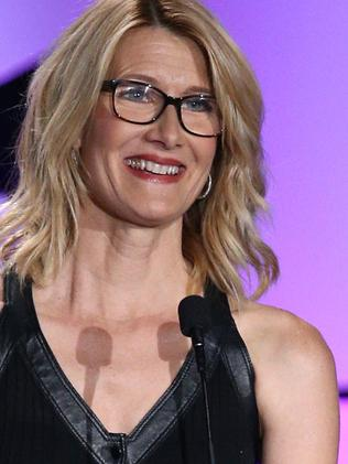 Laura Dern has joined the Star Wars universe.