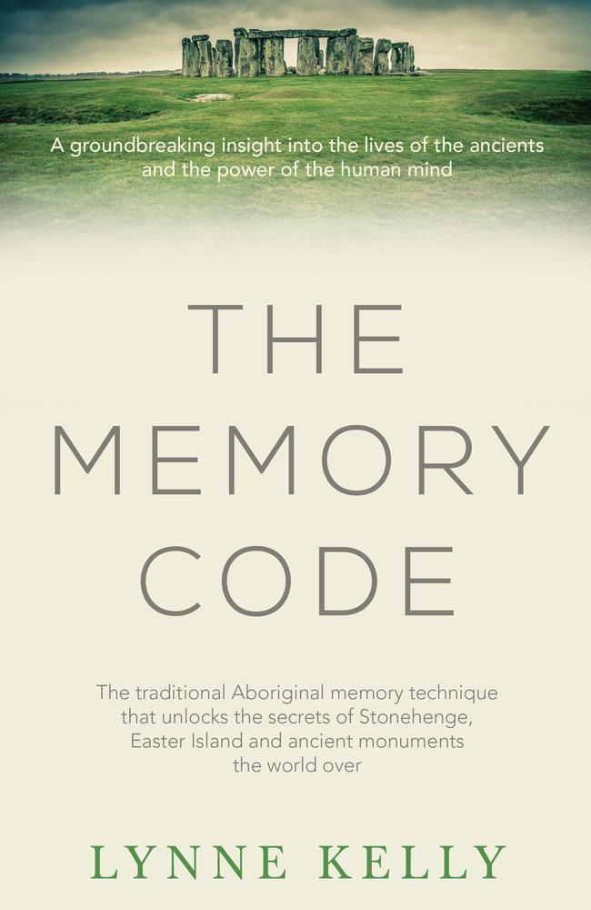 The Memory Code, by Lynne Kelly.