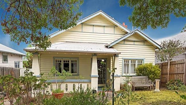 A house for auction on March 29 at 21 Marion Ave, Brunswick West is within Melbourne's ex
