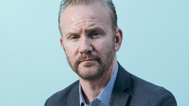 "Morgan Spurlock says, ""I will do better. I will be better."""