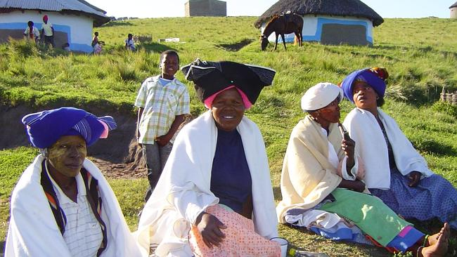 Bulungula Lodge offers traditional accommodation owned in partnership with the local community. Image courtesy of Bulungula Lodge.