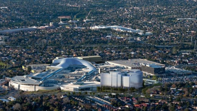 Chadstone Shopping Centre is the largest in the country  and about to grow even bigger