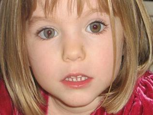 """FILE - This undated file photo shows Madeleine McCann, who went missing in May 2007. Madeleine McCann's parents says they're """"greatly encouraged"""" by the expanding British police investigation into the case of their missing daughter. Kate and Gerry McCann released a statement Sunday, Oct. 6, 2013 indicating they believe new information made available to police and a detailed BBC """"Crimewatch"""" show may finally turn up vital information. (AP Photo/PA, File) UNITED KINGDOM OUT NO SALES NO ARCHIVE"""
