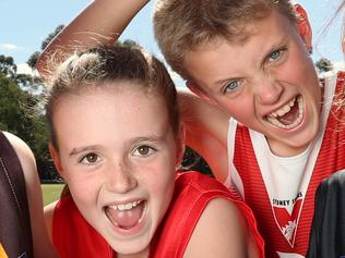 Kids for Full-On Footy Tour