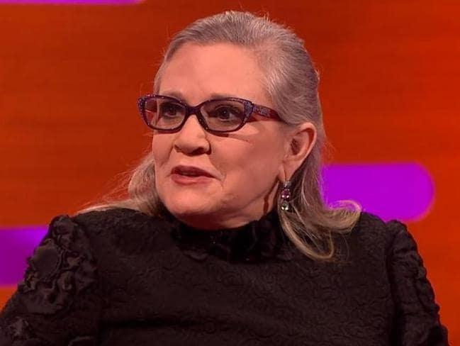 Carrie Fisher dead: She felt guilty about revealing ...