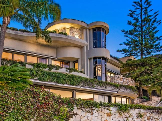 Point Piper pad on Australia's priciest street. Picture: realestate.com.au