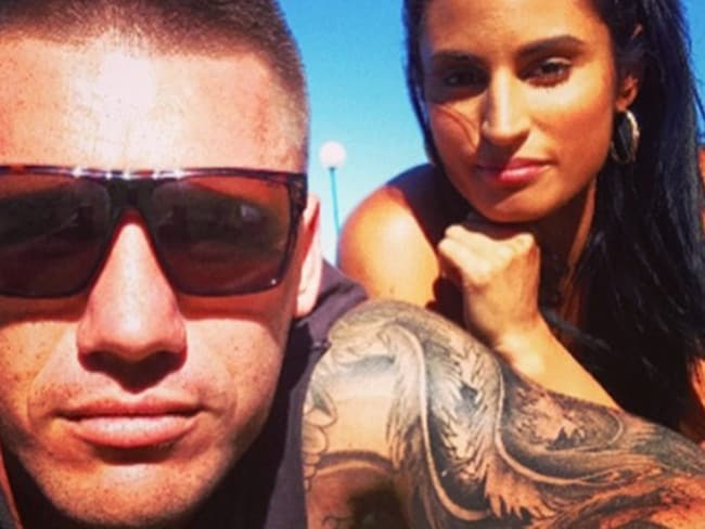 Australia was horrified when abusive texts exchanged by Shaun Kenny Dowall and Peris were tendered in court in 2016.