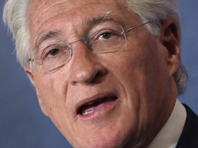 Marc Kasowitz was previously removed as lead lawyer on the Russia case. Picture: Getty
