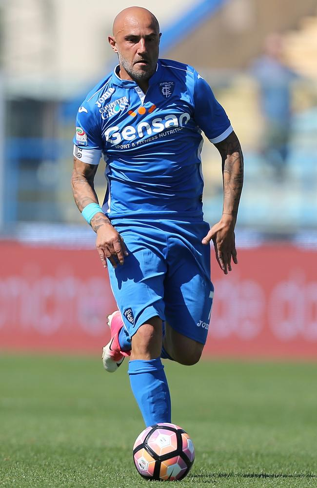 Phil Moss raised concerns about Massimo Maccarone's signing.
