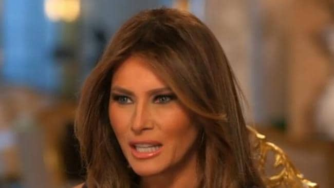 This was a rare in-depth interview with the woman who could become the First Lady.