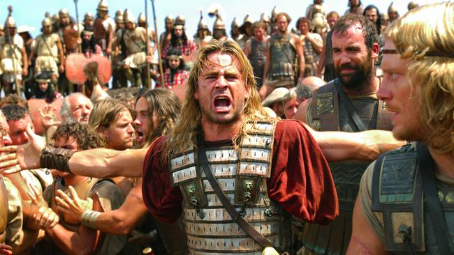 I know, Colin Farrell, Alexander made us scream as well.