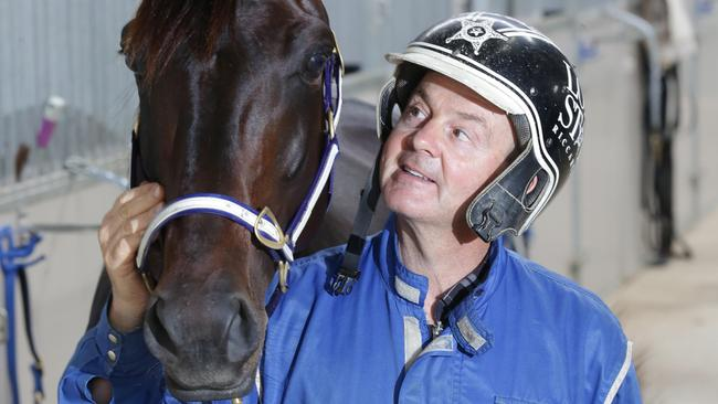 Mark Purdon says he will be surprised if champion pacer Lazarus is beaten on Saturday night.