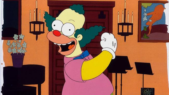 Is Krusty on the way out?