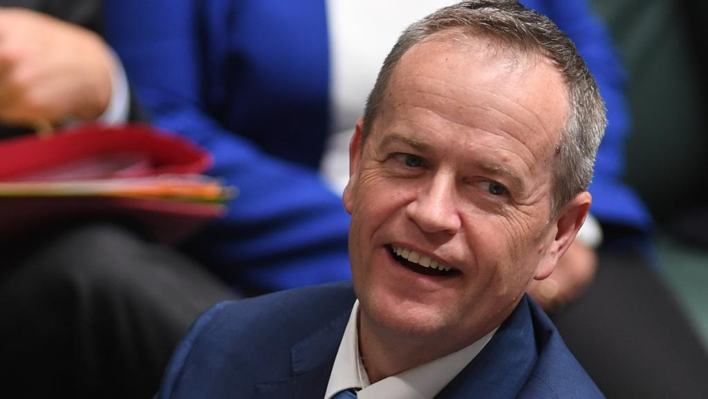 Australian Opposition Leader Bill Shorten. Picture: AAP Image/Lukas Coch