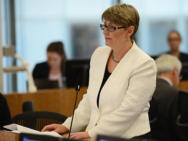 Senior Counsel Gail Furness SC has delivered a scathing submission to the Royal Commission into Institutional Responses to Child Sexual Abuse. Picture: Jeremy Piper
