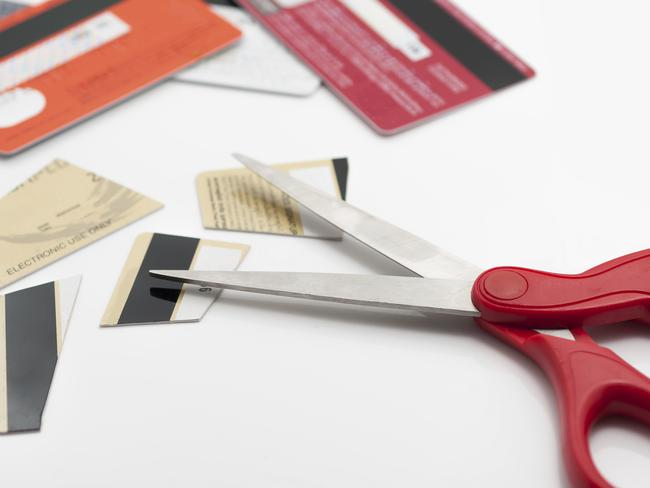 Credit card customers are paying as much as 24.99 per cent interest on plastic.