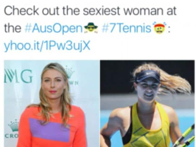 This Channel 7 tweet and accompanying article were deleted.