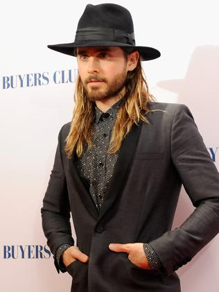 Jared Leto is 42.