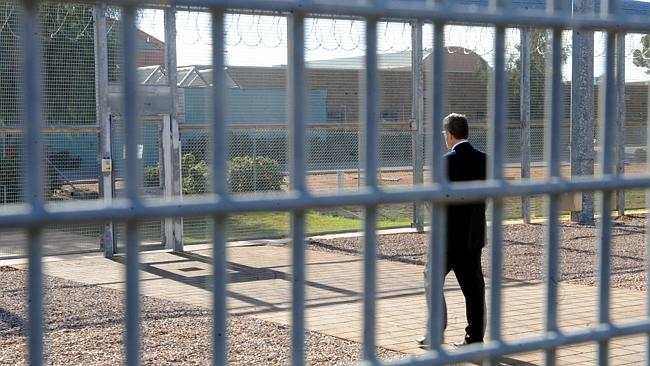 A 90-bed unit at Port Augusta Prison was opened last October.