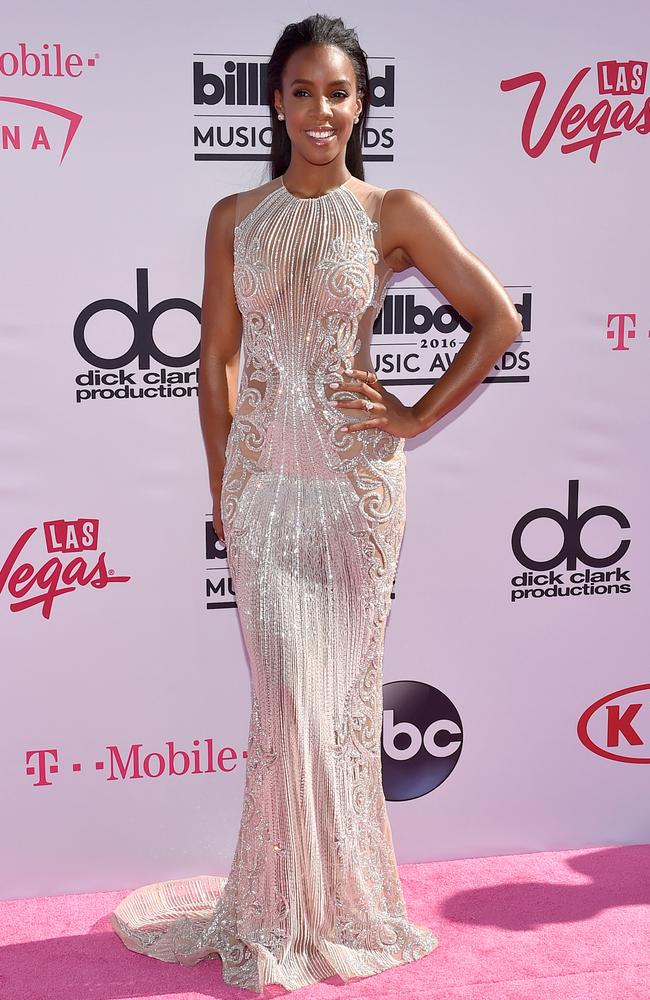 Singer Kelly Rowland attends the 2016 Billboard Music Awards at T-Mobile Arena on May 22, 2016 in Las Vegas, Nevada. Picture: David Becker/Getty Images