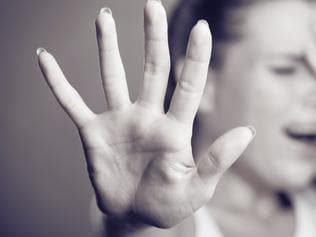 Thinkstock - generic domestic violence victim.