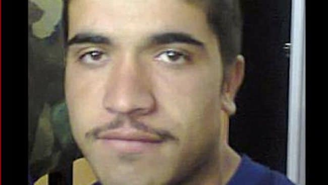 Sergeant Hekmatullah is wanted for the murder of three Austyralian soldiers in Afghanistan.
