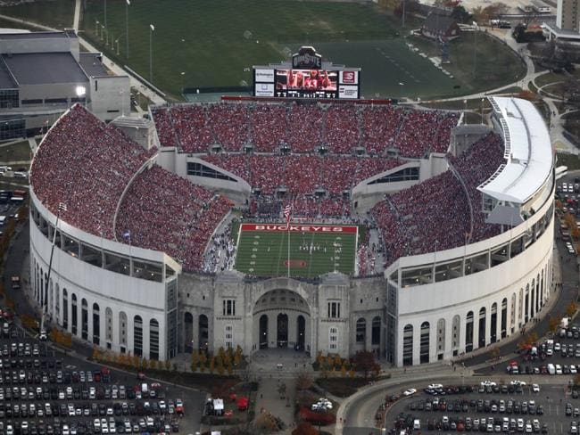 The 20 Biggest Sport Stadiums In The World Ranked By