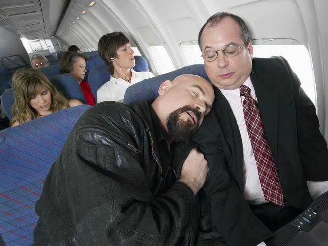 This doesn't happen in First Class.