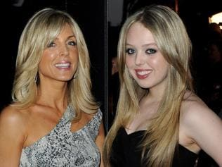 LOS ANGELES, CA - MAY 13: Marla Maples (L) and her daughter Tiffany Trump arrive at the 12th Annual Young Hollywood Awards at the Wilshire Ebell Theatre on May 13, 2010 in Los Angeles, California. (Photo by Kevin Winter/Getty Images)