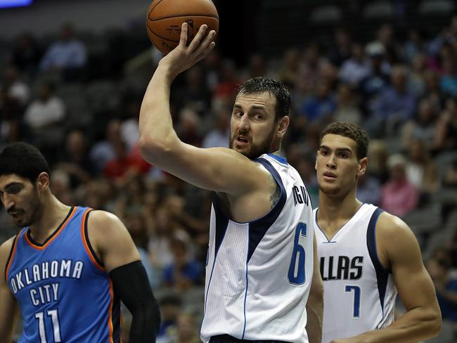 Andrew Bogut is eyeing a big payday.