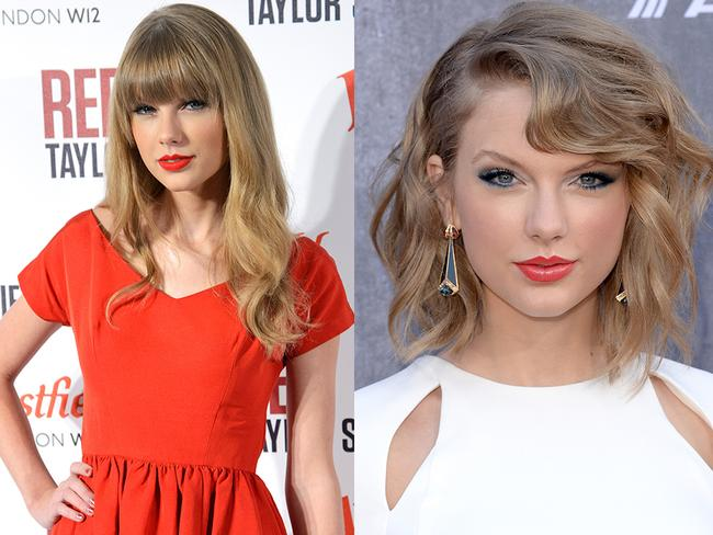 Swiftie, get ready for an avalanche of letters from lovelorn fans. Pictures: Getty