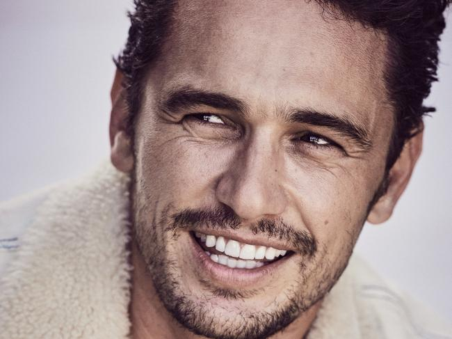 **STRICT EMBARGO TIME 0400 AEST WEDNESDAY 23 AUGUST 2017****  James Franco's GQ Australia September/October 2017 cover. On sale Monday 28 August.Images must be credited correctly (as per the file name of the images. Pic MATTHEW BROOKES) Images must not be cropped and can only be used in their original colour and format Images are approved for one time usage only in a feature on the GQ Australia 2017 issue