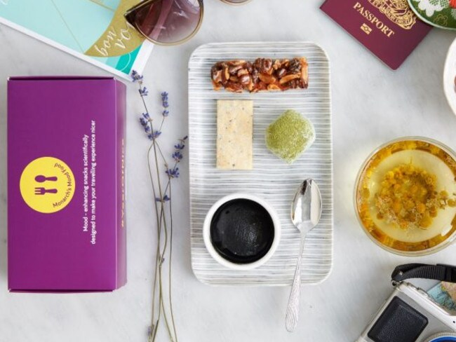 "Monarch Airlines claims its new menu is ""guaranteed"" to take the stress out of flying. Image: Monarch Airlines"