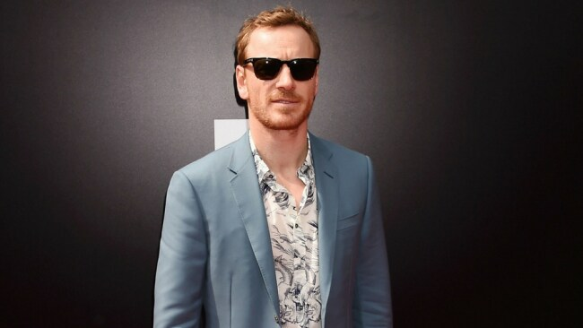 Michael Fassbender. Photo: Getty