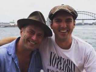 Karl and Peter Stefanovic instagram posts.