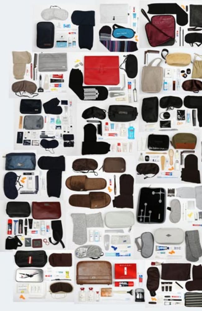 That's a lot of items! Picture: Cheapflights