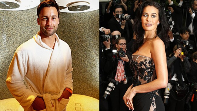 "Jimmy Bartel and Megan Gale were voted ""sexiest player"" and ""most glamorous WAG"" for 2014."