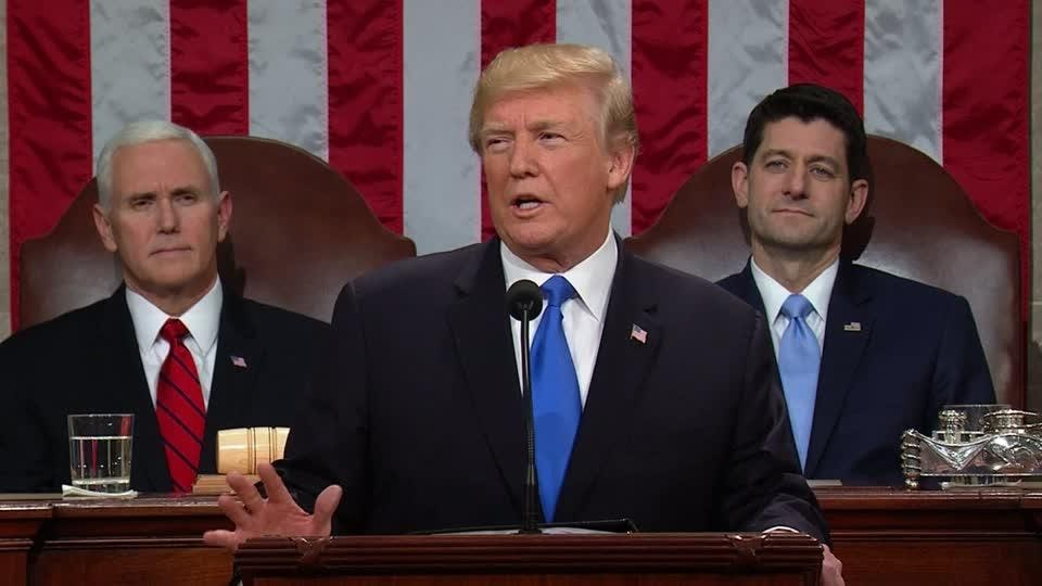 state of union speech north korea Trump gave big warning to north korea in state of union in exposing horrors under kim jong during tuesday evening's state of the union address.