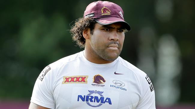 Sam Thaiday has come out in defence of Queensland teammate Brent Tate.