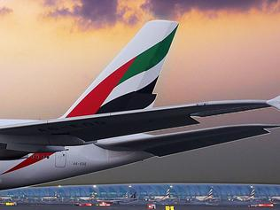 Emirates flight calls for help at airport